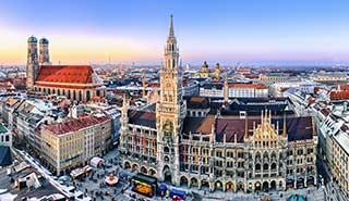 Bayerns Hauptstadt: München