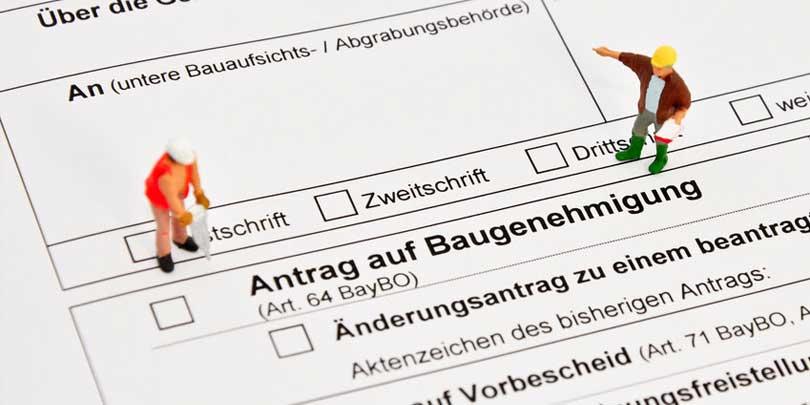Die Baugenehmigung Das Gibt Es Zu Beachten Bauunternehmen24
