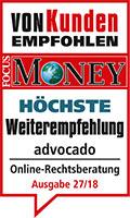 Bauunternehmen24-Advocado-Focus-Money-Siegel